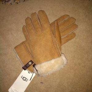 Ugg sheepskin shearling Tenney Gloves